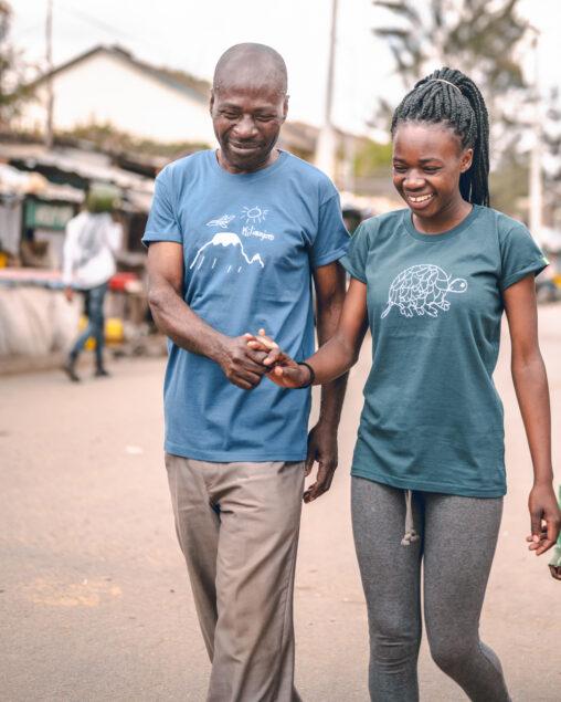 T-Shirts von Kipepeo Clothing